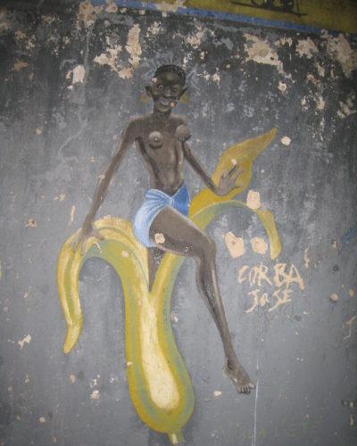 Peinture du Camp des Fourches