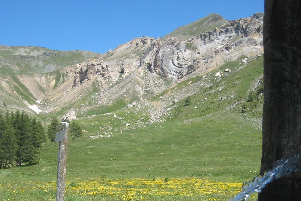 Plateau de Morgon et plateau de Tortisse